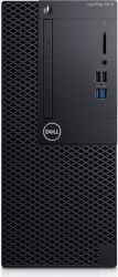 Desktop Dell OptiPlex 3070 MT Intel Core (9th Gen) i7-9700 512GB SSD 8GB Linux DVD-RW Tastatura+Mouse 3ani Black