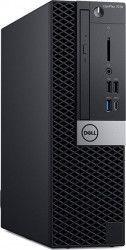 Desktop Dell OptiPlex 7070 SFF Intel Core (9th Gen) i5-9500 256GB SSD 8GB Win10 Pro DVD-RW Mouse+Tastatura