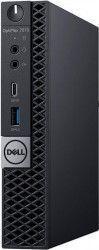 Desktop Dell OptiPlex 7070 MFF Intel Core (9th Gen) i5-9500T 256GB SSD 8GB Win10 Pro Mouse+Tastatura 3 ani NBD