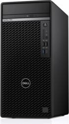 Desktop Dell OptiPlex 7080 MT Intel Core (10th Gen) i7-10700 512GB SSD 16GB Win10 Pro DVD-RW Mouse+Tastatura Black Calculatoare Desktop