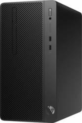 Desktop HP 290 G2 Microtower Intel Core Coffee Lake (8th Gen) i5-8500 256GB SSD 8GB Win10 Pro Tastatura+Mouse Black Calculatoare Desktop