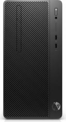 Desktop HP 290 G4 MT Intel Core (10th Gen) i5-10500 256GB SSD 8GB DVD-RW Mouse+Tastatura Black