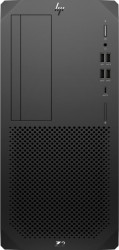 Desktop HP Z1 G6 Tower Intel Core (10th Gen) i7-10700 512GB SSD 16GB RTX 2060 Super 8GB Win10 Pro DVD-RW Mouse+Tast. Black