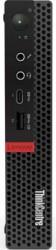 Desktop ThinkCentre M720q Tiny Intel Core (10th Gen) i5-10400T 256GB SSD 8GB Mouse+Tastatura