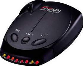 Detector Radar Micro Fuzion Detecteaza benzile X Ku K KA Laser 360 VIVO Alarme auto si Senzori de parcare