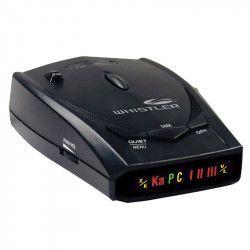 Detector radar Whistler GT 138Xi Detecteaza benzile X K KA Laser 360