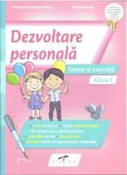 Dezvoltare personala - Clasa 1 - Teorie si exercitii - Cristiana Ana-Maria Boca Daniela Barbu Carti