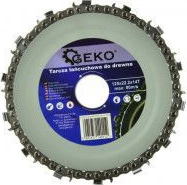 Disc cu lant pentru lemn Geko G78120