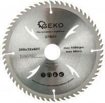 Disc pentru lemn 200x32x60T Geko G78051