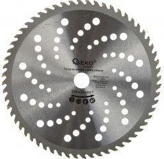 Disc pentru lemn 205x20x60T Geko G78055