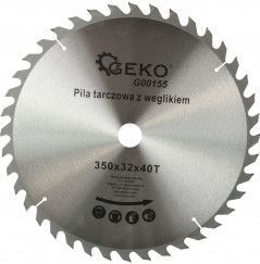 Disc pentru lemn 350x32x40T Geko G00155