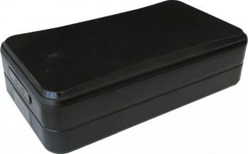Dispozitiv de urmarire MyKi Auto GSM GPS pentru vehicule Negru Sistem electric