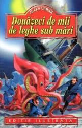 Douazeci de mii de leghe sub mari - Jules Verne Carti