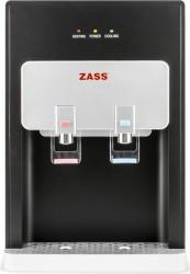 Dozator de apa Zass ZTWD 04 WF 500 W 5 L/h Filtrare apa Racordare la retea R600a Negru Aparate pentru apa si cuburi de gheata