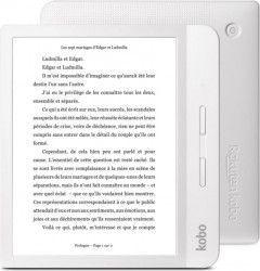 eBook Reader Kobo Libra H20 7inch 8GB IPX8 White eBook Reader