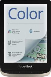 eBook Reader PocketBook 6 inch E Ink Kaleido 16GB Moon Silver eBook Reader