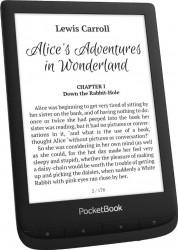 eBook Reader PocketBook Touch Lux 5 8GB + slot microSD 6 inch SMARTlight Black