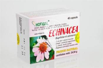 Echinaceea Hofigal 40cps