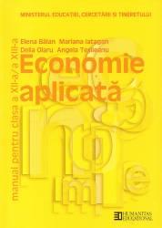 Economie aplicata. Manual pentru clasa a XII-a si a XIII-a. Carti