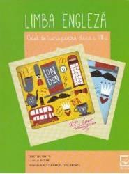 pret preturi Engleza cls 8 caiet - Cristina Truta Liliana Putinei
