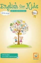 English for Kids - Clasa 1 - Caiet. Ed. 2017 - Cristina Mircea