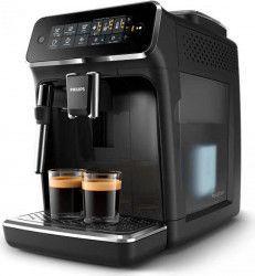 Espressor automat Philips EP322140 4 bauturi ecran tactil stistem de spumare a laptelui 1.8l filtru AquaClean 15bar Expresoare espressoare cafea