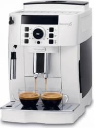 Espressor Automat Cafea Delonghi ECAM 21.117 15bar Rasnita cafea integrata Alb Expresoare espressoare cafea