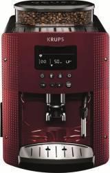 Espressor automat KRUPS Espresseria Automatic EA815570 1.7l 1450W 15 bari Rosu Expresoare espressoare cafea