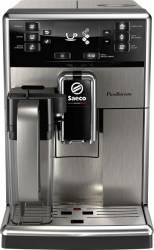 Espressor automat Saeco PicoBaristo SM547310 10 bauturi Carafa pentru lapte integrata 0.5 L filtru AquaClean Inox-Negru Expresoare espressoare cafea