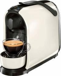 Espressor automat Tchibo Cafissimo PURE 1L 15 bar Recipient integrat pentru 6 capsule Alb Expresoare espressoare cafea