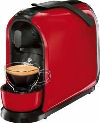 Espressor automat Tchibo Cafissimo PURE 1L 15 bar Recipient integrat pentru 6 capsule Rosu Expresoare espressoare cafea
