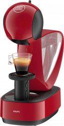 Espressor Cu Capsule Krups Infinissima KP170531 1500W Quattro Force 15bar Nescafe Dolce Gusto 1.2 L Rosu Expresoare espressoare cafea