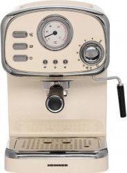 Espressor Heinner HEM-1100CR 1100W 1.25L Crem