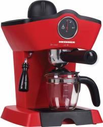 Espressor Heinner HEM-200RD 800W 3.5 bar filtru inox 250 ml Rosu Expresoare espressoare cafea
