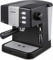 Espressor Manual Heinner Sellenth 850 HEM-850BKSL 850 W 1.5 L 15 Bar Negru Expresoare espressoare cafea