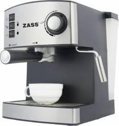 Espressor manual Zass ZEM 04 850W 15 bari Silver Expresoare espressoare cafea