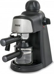 Espressor manual Zass ZEM 05 800W Dispozitiv Cappuccino Negru Expresoare espressoare cafea