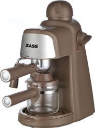 Espressor manual Zass ZEM 05 800W Dispozitiv Cappuccino Maro Expresoare espressoare cafea