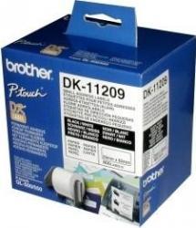 Etichete Brother DK11209 Cartuse Originale
