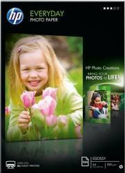 Everyday Glossy Photo Paper HP A4 100 sheets Hartie