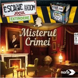 Extindere joc Noris Escape Room Misterul Crimei Jocuri de Societate
