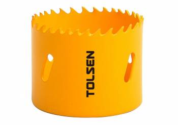 Ferastrau inelar bi-metalic 98 mm Tolsen Premium Accesorii masini de gaurit
