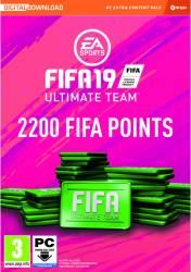 FIFA 19 2200 FUT POINTS - Joc neinclus Jocuri