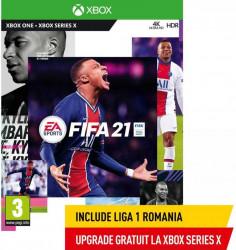 FIFA 21 XBOX ONE Standard Edition Jocuri