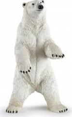 Figurina Papo Urs polar in picioare Papusi figurine si accesorii papusi