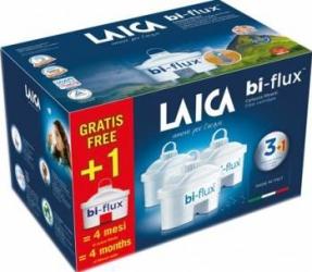 Filtru cana de filtrare a apei Laica Biflux 3+1 Cani filtrante si Accesorii