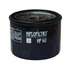 Filtru Ulei Hiflofiltro HF160 - BMW F650/700/800 1000HP4 S1000RR K1200/1300 R1200 Husqvarna 900 Nuda Accesorii Moto