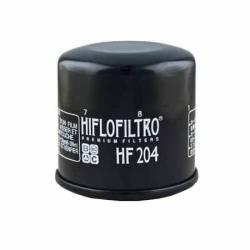 Filtru Ulei Hiflofiltro HF204 - Honda CB600 CBR6009001000 VT750 VFR8001200 ST1300 GL1800 Kawasaki ZX60010001200 Z7501000 Accesorii Moto