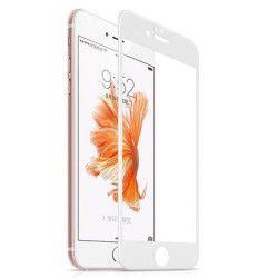 Folie de protectie iPhone 7/8 Tempered Glass 3D White