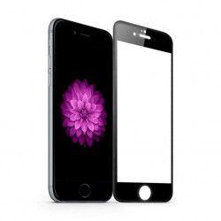 Folie de protectie sticla securizata Full Face pentru Apple iPhone 6 Plus / 6S Plus negru